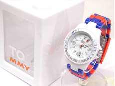 アイス ウォッチ TOMMYコラボモデル メンズウォッチ|ice watch