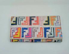 ズッカマルチカラー長財布|FENDI