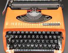 タイプライター BROTHER