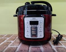 家庭用マイコン電気圧力鍋 D&S