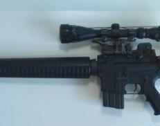 M16A2 ゴルゴ13限定モデル|東京マルイ