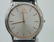 クオーツ腕時計|SEIKO  CREDOR