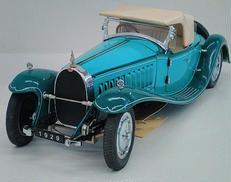1929年型 ブガッティ・タイプ41ロワイヤル・ロードスター|THE FRANKLIN MINT