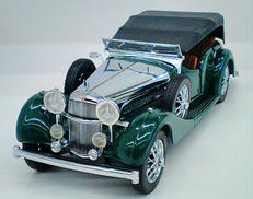 1938年型 アルヴィス 4.3リッター|FRANKLIN MINT