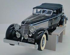 1940年型 デューゼンバーグ モデルSJ|FRANKLIN MINT