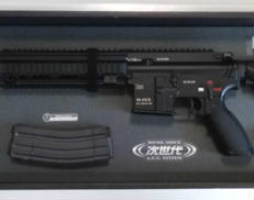 HK416D 次世代|東京マルイ