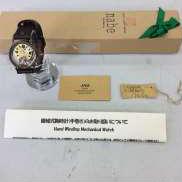 手巻き腕時計|BASS