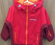 スノーステップジャケット|MONT-BELL