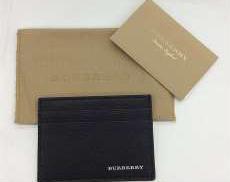 カードケース【バーバリー】【メンズ】【ビジネス】【美品】 BURBERRY