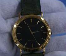 クォーツ・アナログ腕時計 ORIENTE