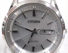 電波ソーラー時計|CITIZEN