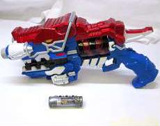 変身銃 ギガガブリボルバー|BANDAI