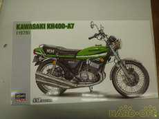 1/12 カワサキ KH400-A7 HASEGAWA