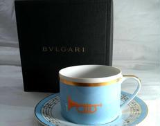 カップ&ソーサー|BVLGARI