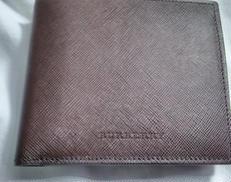 二つ折り財布|BURBERRY
