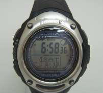 ソーラー電波腕時計|CASIO