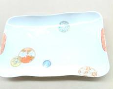 角盛皿|深川製磁