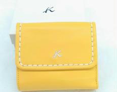 二つ折り財布 KITAMURA