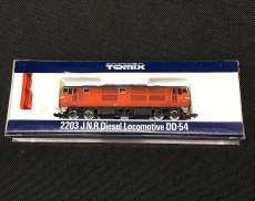 国鉄 DD54形ディーゼル機関車  ウェザリング(汚し)済|TOMIX