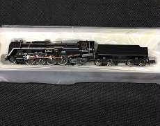 D52-468 梅小路保存機|MICROACE