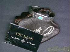 シルバーバングル BIG HAND