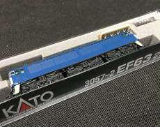 KATO Nゲージ  EF63 2次形|KATO