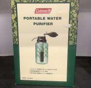 携帯用浄水器 COLEMAN