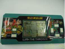 レトロゲーム LUPIN THE THIRD Part3|エポック社