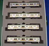 Nゲージ車両 205系 3000番台 八高線色 4両セット|KATO