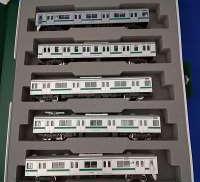 Nゲージ車両 205系 埼京線色 5両基本セット|KATO