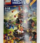70321 ネックスナイツ マグマ・タワーアタック|LEGO