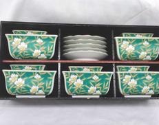 小皿5枚 小鉢10個セット|有田焼明国窯