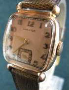 手巻き腕時計|HAMILTON