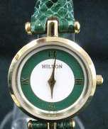 クォーツ・アナログ腕時計|HILTON