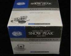フィールドクッカー NO.5|SNOWPEAK