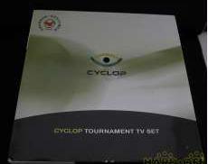 CYCLOP TOURNAMENT TV SET 