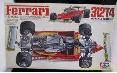 フェラーリ312T4 TAMIYA
