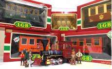 鉄道模型セット|LEHMANN-GROSS-BAHN