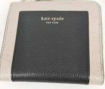 L字ジップミニ財布|KATESPADE