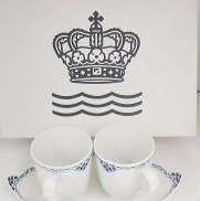 ディッシュプレート・ペアマグカップセット|Royal Copenhagen