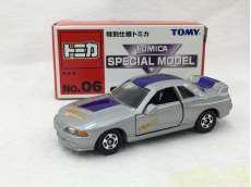 トミカ 日産 スカイライン GT-R(R32) NO.6|TOMY