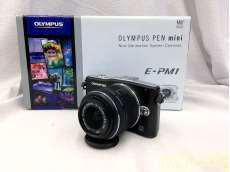 OLYMPUS ミラーレス一眼 PEN mini E-PM1|OLYMPUS