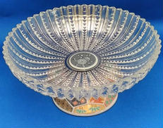 高付きガラス盛皿|有田焼