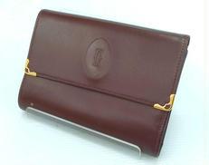 3つ折り財布|カルティエ