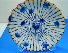 菊型盛皿|有田焼