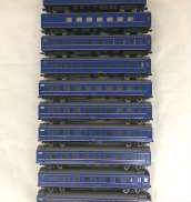 24系客車金帯 10両セット KATO