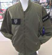 F CHICKEN 20周年 MA-1ジャケット|ロングフェロー