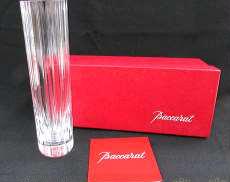 Baccarat バカラ ガラス 花瓶 フラワーベース|BACCARAT