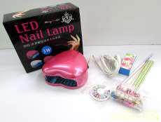 LED ネイルランプ ハート型 ライズインターナショナル