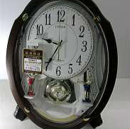 CITIZEN シチズン 電波・掛時計 報時機能付き|CITIZEN